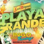 Playa Grande 6 – FUEGO invites Ingo ohne Flamingo
