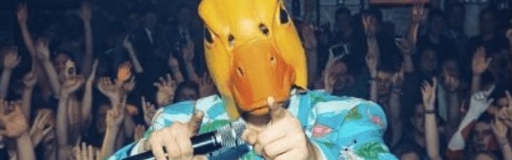 Ingo ohne Flamingo auf der Bühne