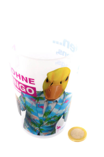 Becher Ingo ohne Flamingo