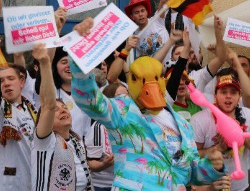 Pressemeldung: Neuer Partykracher von Ingo ohne Flamingo zur Fußball-Weltmeisterschaft