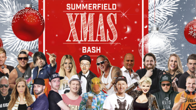 Summerfield XMAS Bash