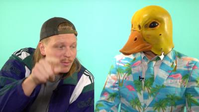 Finch Asozial und Ingo