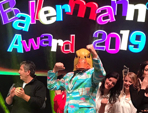 Wieder ein Ballermann Award für Ingo ohne Flamingo