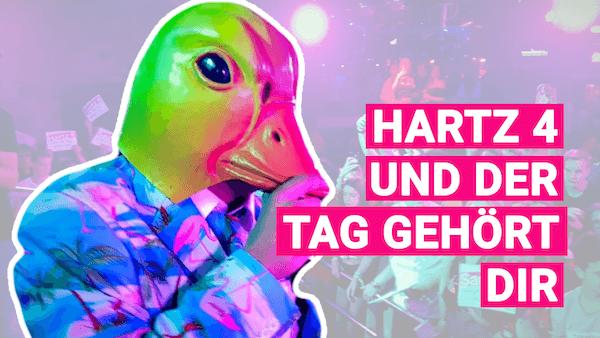Ingo ohne Flamingo - Hartz 4 und der Tag gehört Dir (Remix)