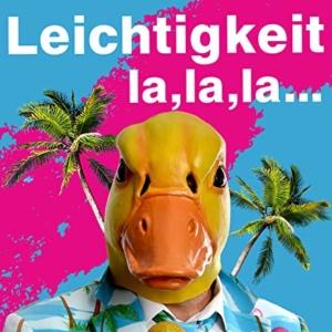 Cover: Leichtigkeit von Ingo ohne Flamingo