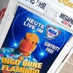 Ingo ohne Flamingo im Mega Park auf Malle