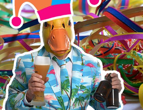 Betrunken ohne Saufen – Günstiger geht Karneval nicht