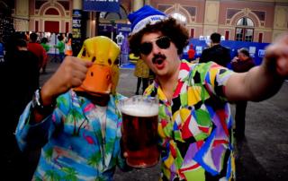 Ingo ohne Flamingo - weiter saufen im Karneval 2020