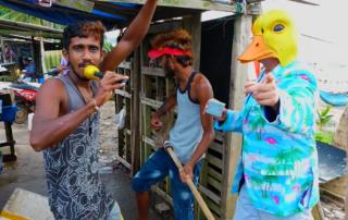 Ingo ohne Flamingo feiert das Leben...jeder Tag ist ein Geschenk