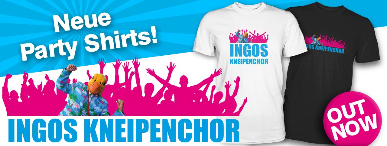 Shirt von Ingos Keinpenchor