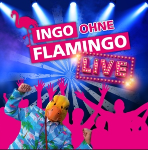 Ingo ohne Flamingo Live CD
